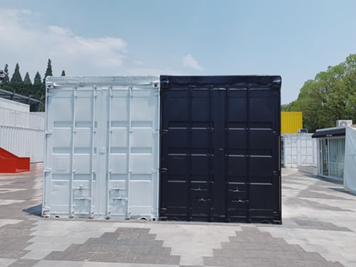 portable reefer storage containers