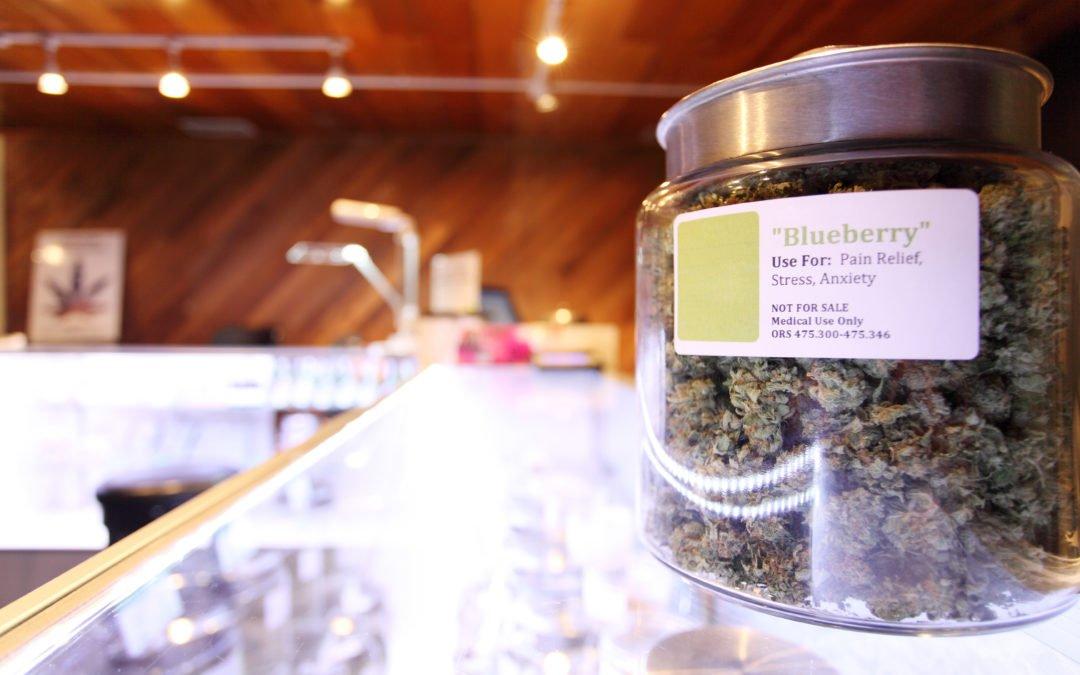 Marijuana Storage