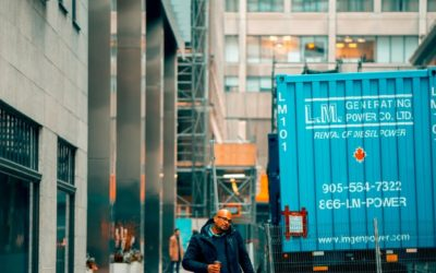 How Steel Shipping Containers Increase Job Site Mobility