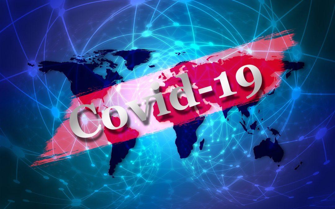 Coronavirus impact shipping containers