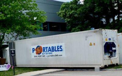 Portables 360 Supporting Quest Diagnostics Nationwide